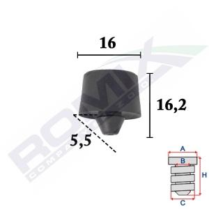 odbój gumowy C70545