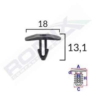 spinka uszczelki C30179