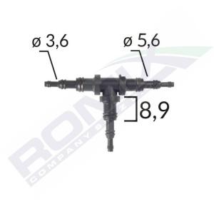 trójnik C60656