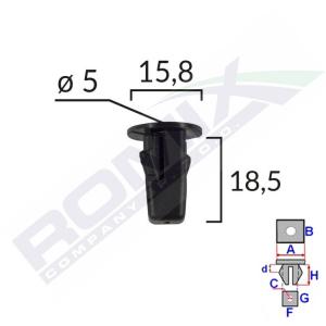 kostka montażowa B21006