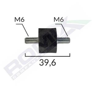 odbój gumowy C60581